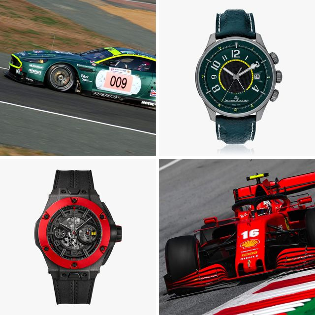 car and watch brand collabs