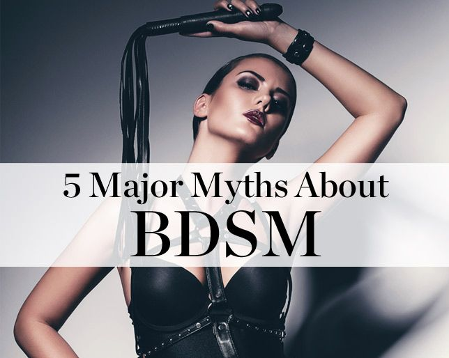 All about bdsm