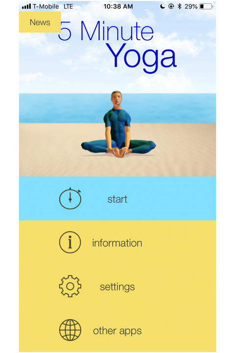 10 Best Yoga Apps 2020 Classes Exercise Apps For Yoga At Home