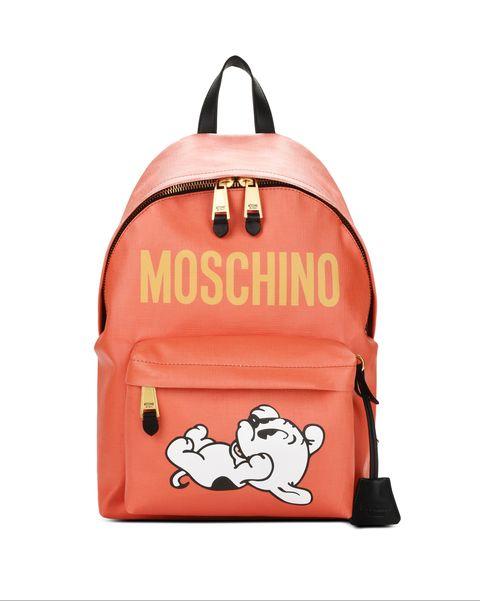 MOSCHINO 中國年狗狗後背包