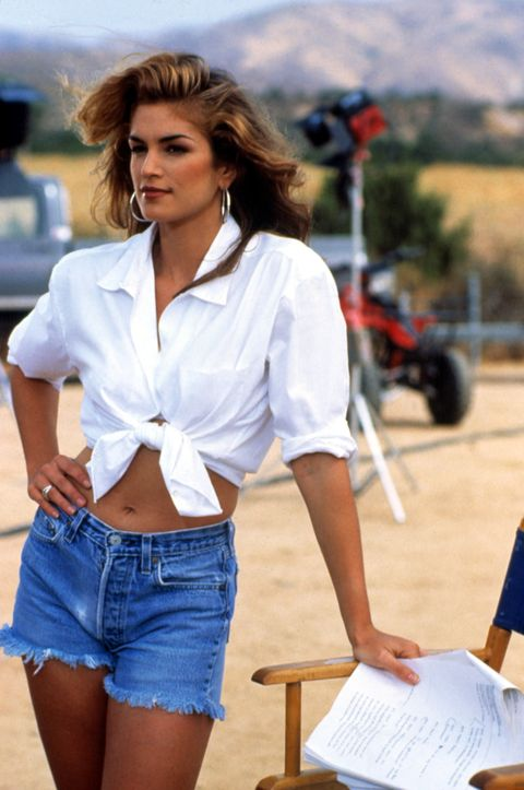 Iconic Cutoffs Jean Shorts Moments