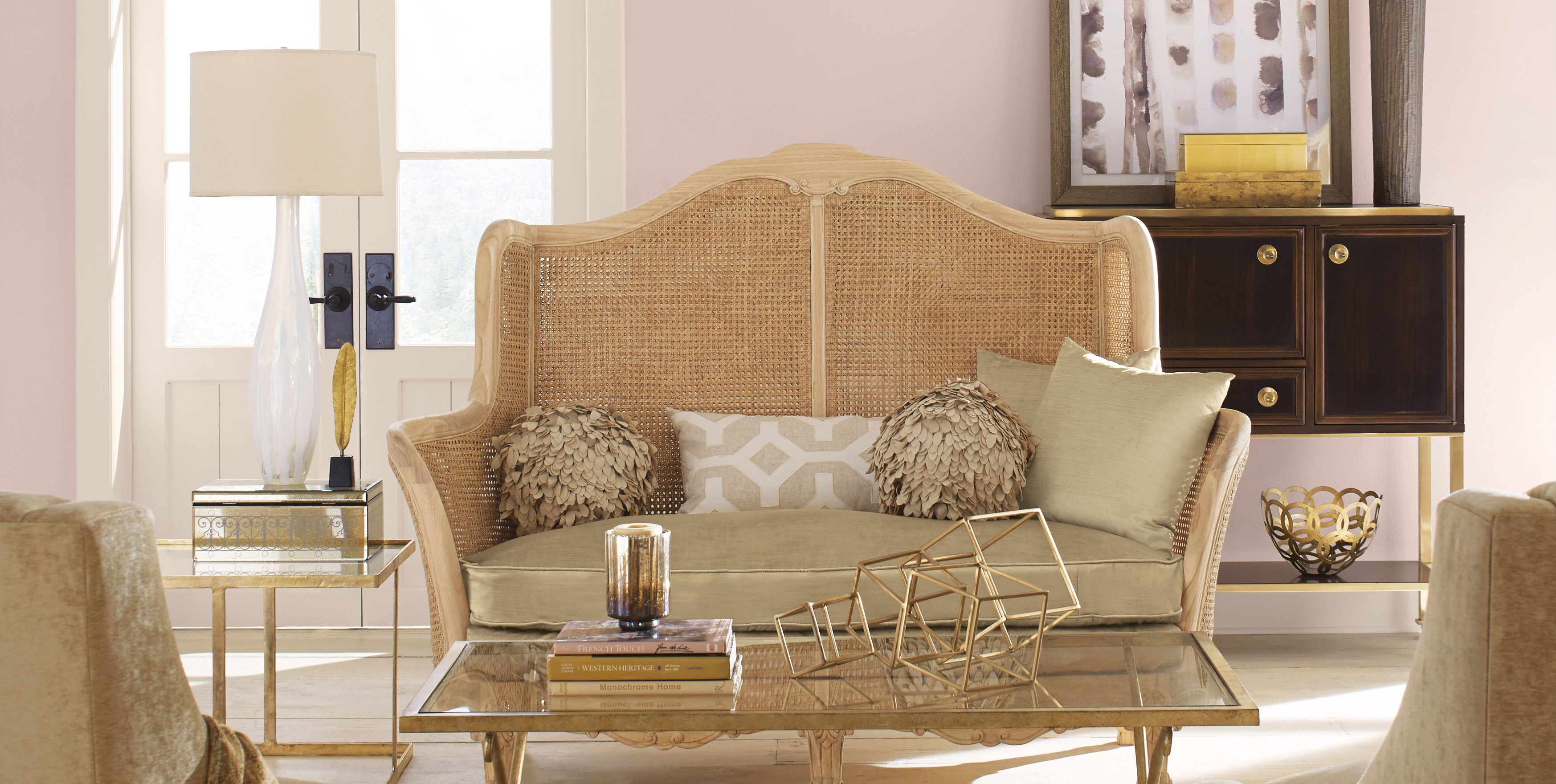 Pink Rooms - Rose Quartz Interiors