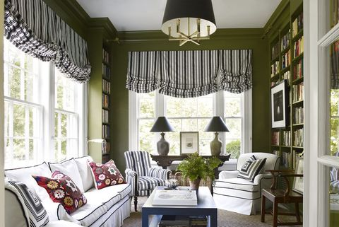 6 Beautiful Sage Green Paints - Rooms With Sage Green Walls ...