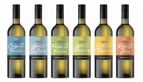 ms launches £5 wine range