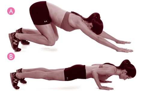 Image result for Blast-Off Push-Up