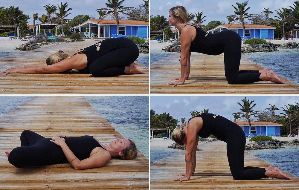Ladies NAMASTE Yoga TShirt Pilates Zen Savasana Meditation Relaxation Top