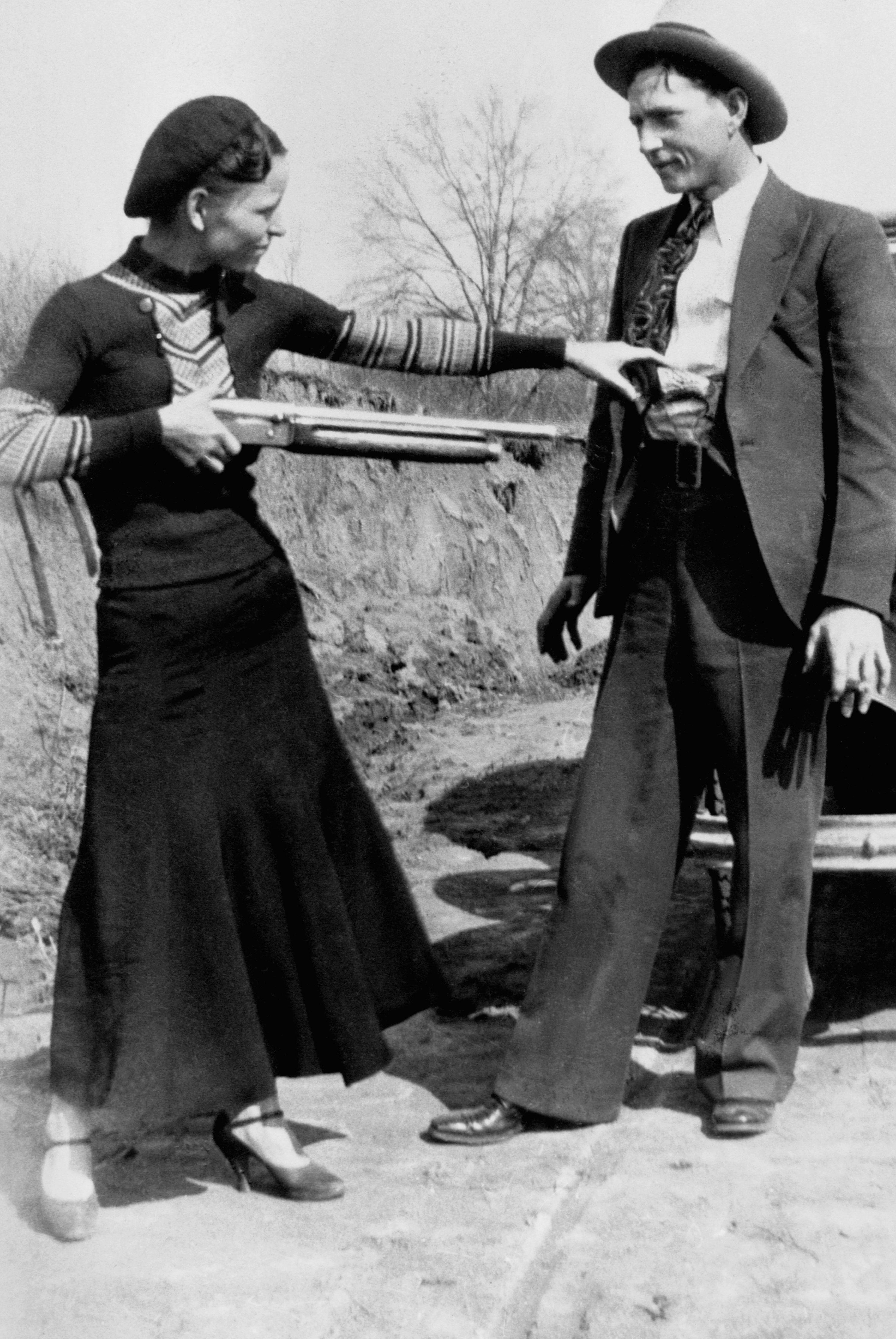 50 aniversario de Bonnie & Clyde Warren Beauty y Faye Dunaway