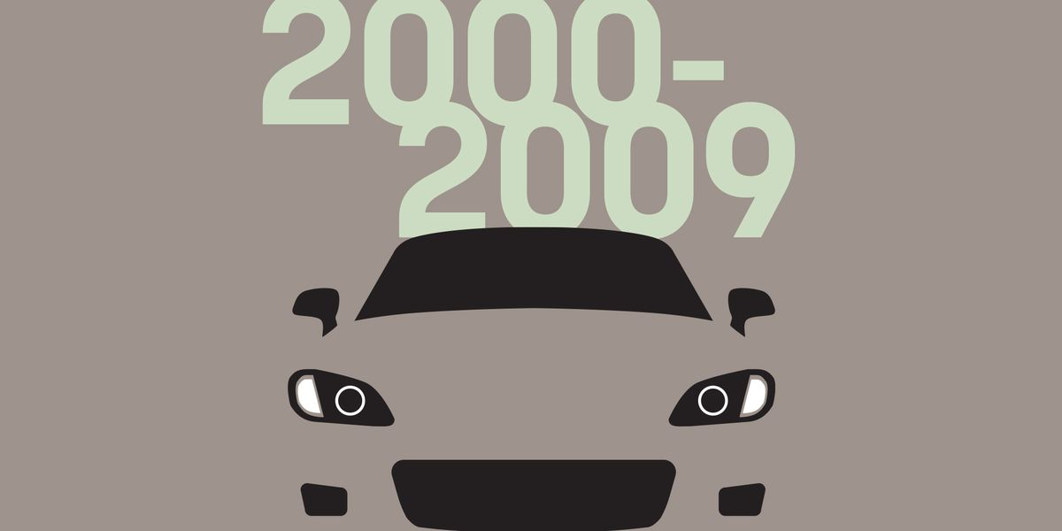 The 10 Most Influential Cars of the 2000s