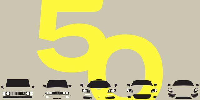 50 best cars