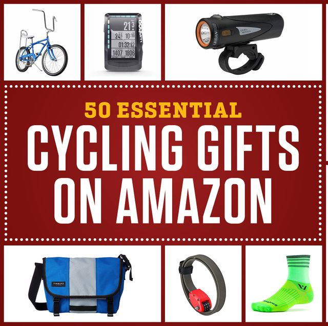 50 Essential Cycling Gifts You Can Buy on Amazon