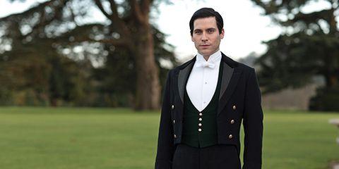 Downton Abbey Butler - Rob James-Collier