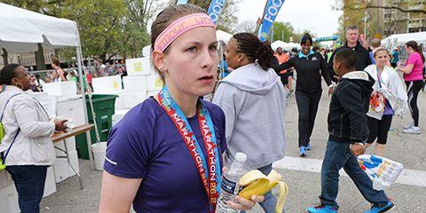 Kendall Schler - Go Marathon 1