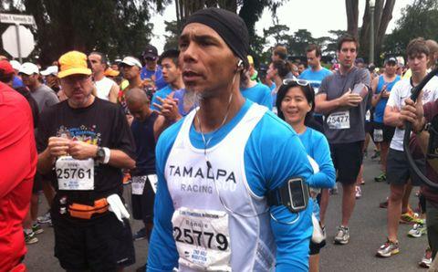 Homeless Runner Raises $10,000 At San Francisco Half Marathon