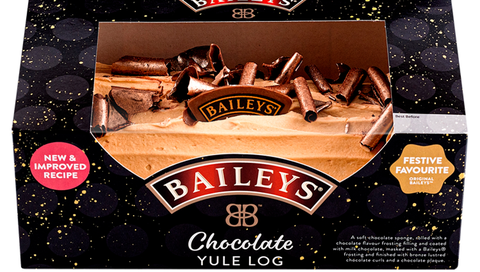 This Baileys Chocolate Yule Log Is All We Want For Christmas