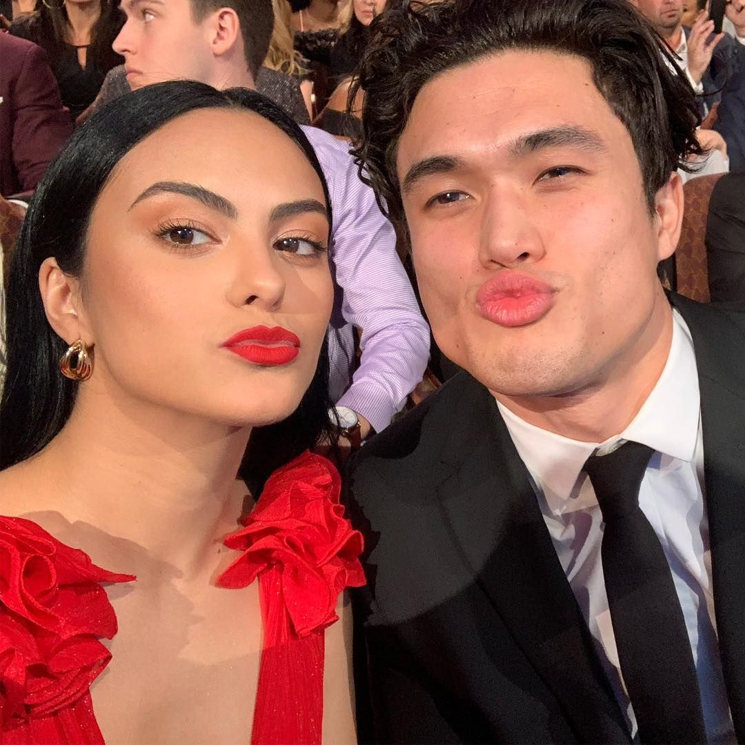 "Camila Mendes and Charles Melton Reportedly Broke Up ""A Few Months"" Ago"