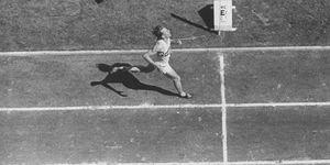 roger bannister running the mile