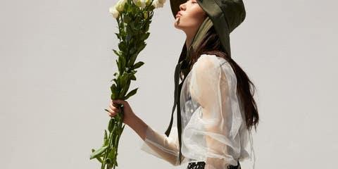 ZARA blusa blanca