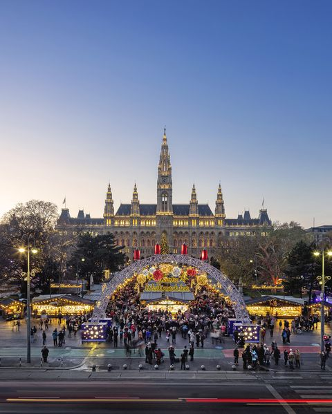 Best Christmas markets in Europe - Vienna