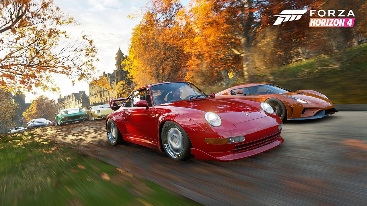 Everything We Know About Forza Horizon 4