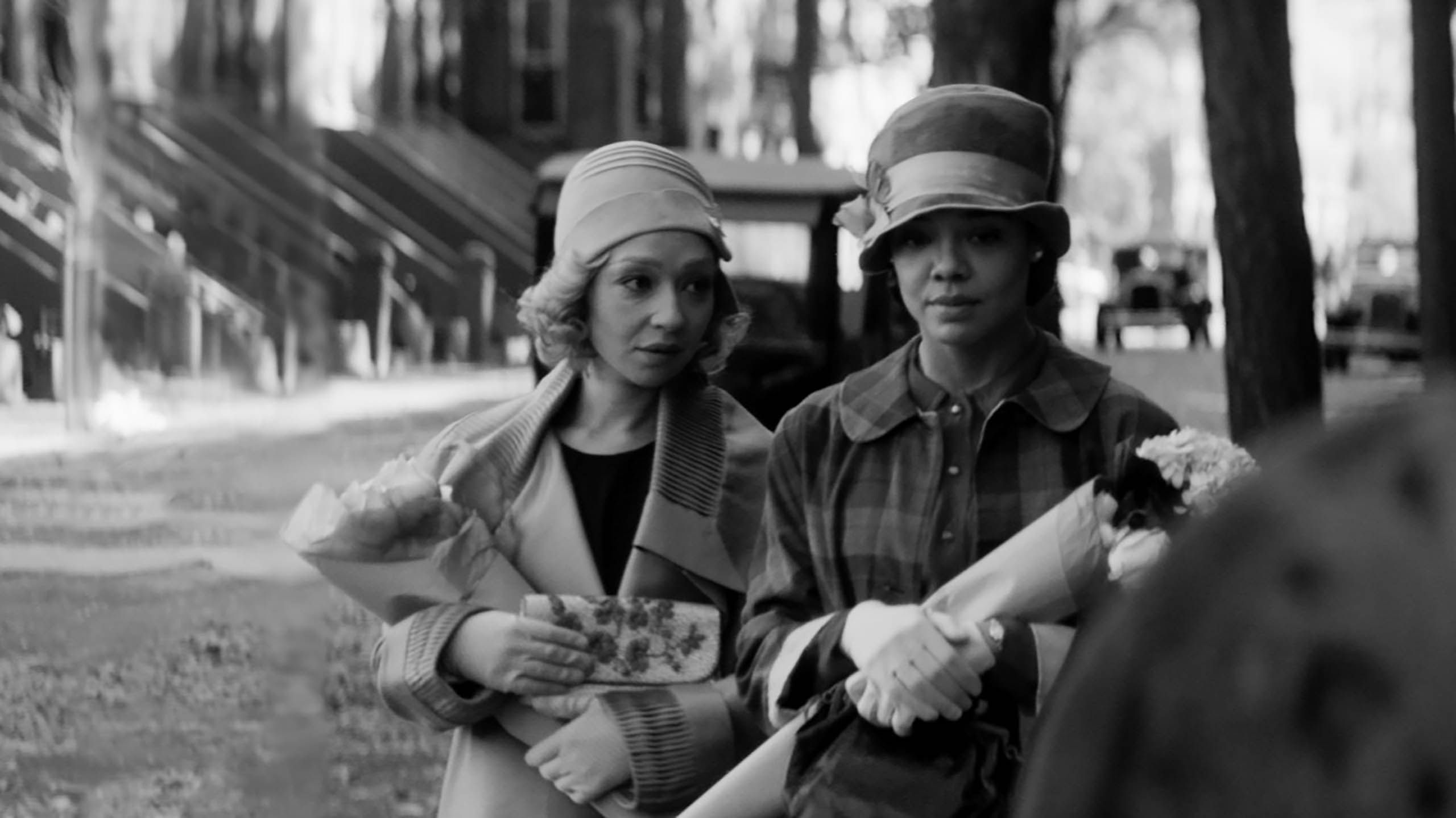 Passing, Starring Tessa Thompson and Ruth Negga, Could Be Heading to Netflix