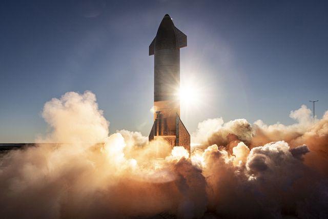 spacex rocket cargo