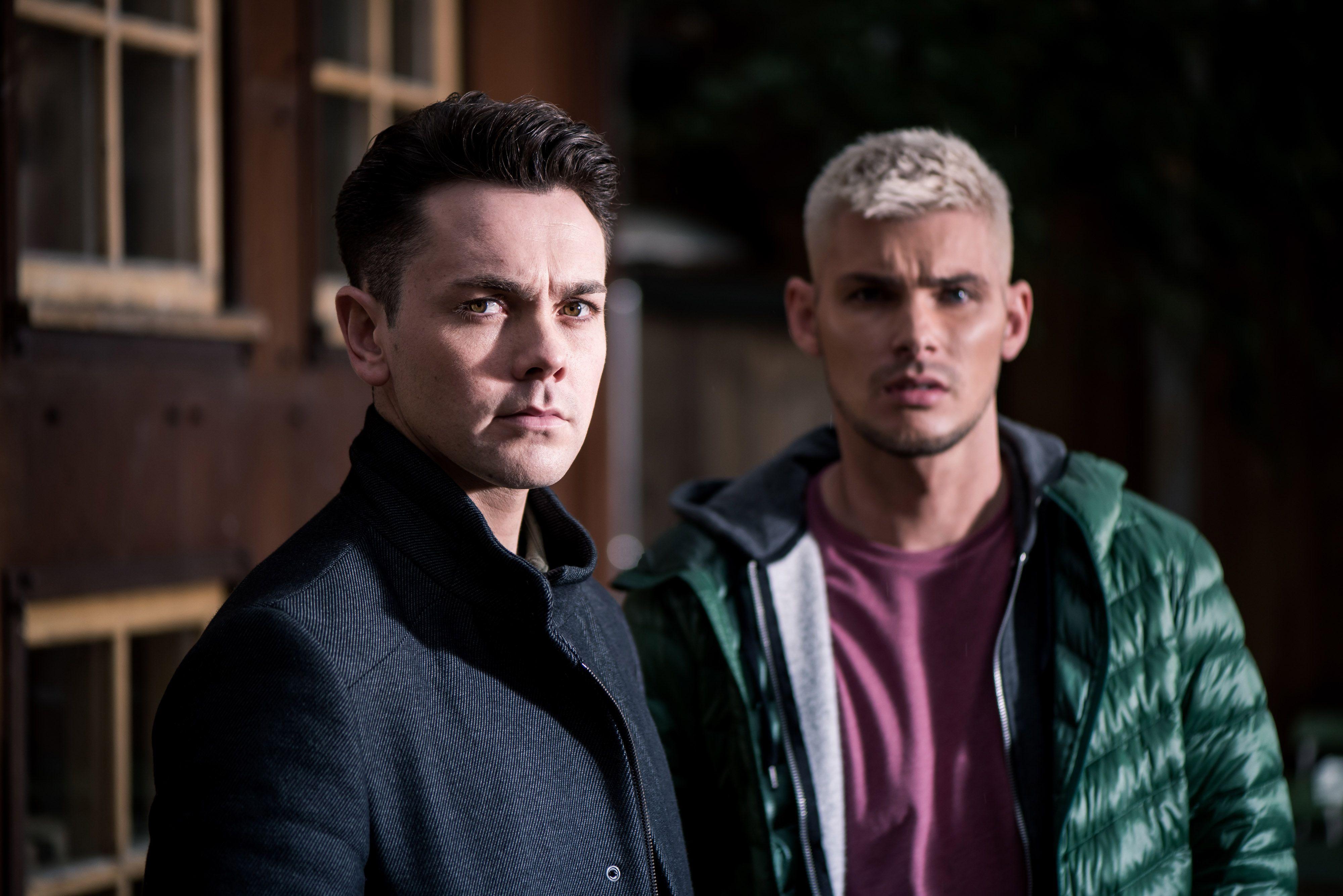 Hollyoaks fans aren't convinced by Jonny Baxter's shocking U-turn over Ste and Stuart