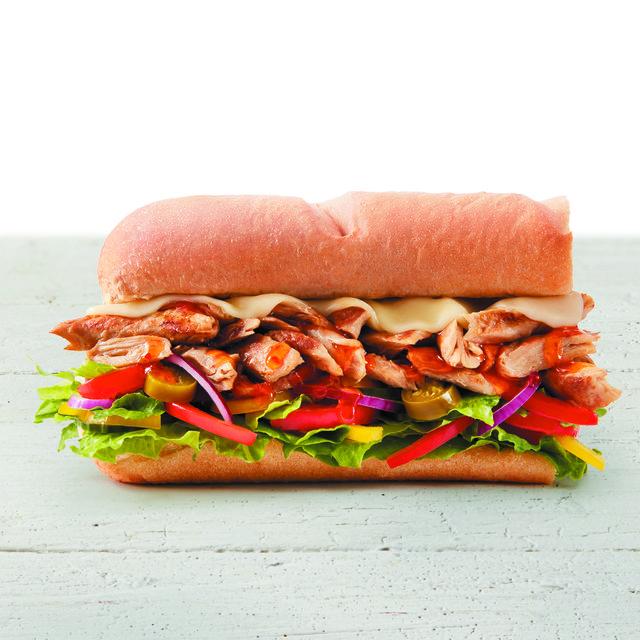 subway vegan menu