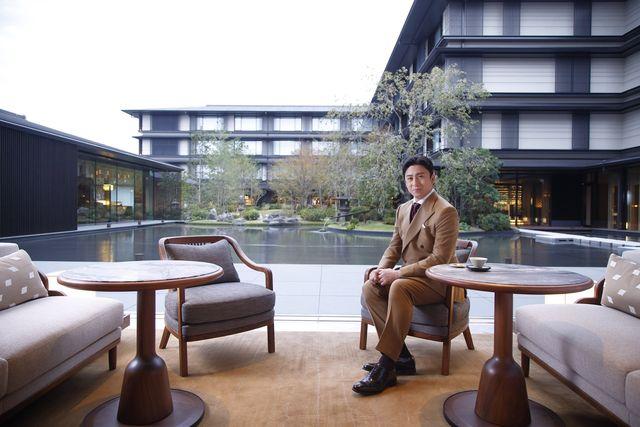 hotelthemitsuikyoto 松本幸四郎 ホテル・ザ・ミツイ京都 京都