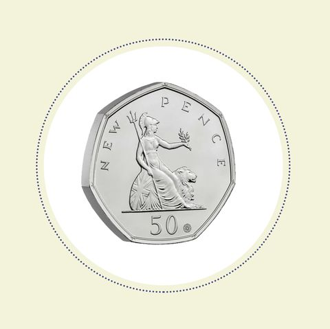 The Royal Mint releases 50p coin