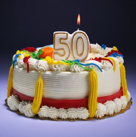 50th Anniversary or Birthday