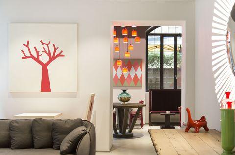 Il nuovo hotel a Milano Savona 18 progettato da Aldo Cibic
