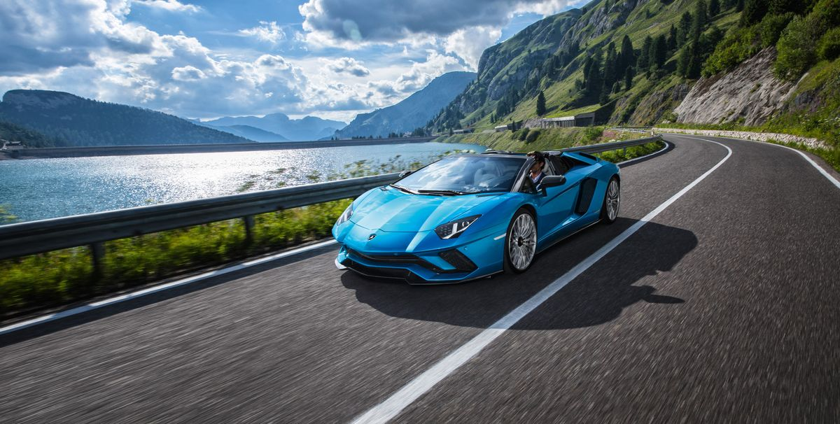 How a Father/Son Science Experiment Led to a Free Lamborghini Aventador in the Driveway