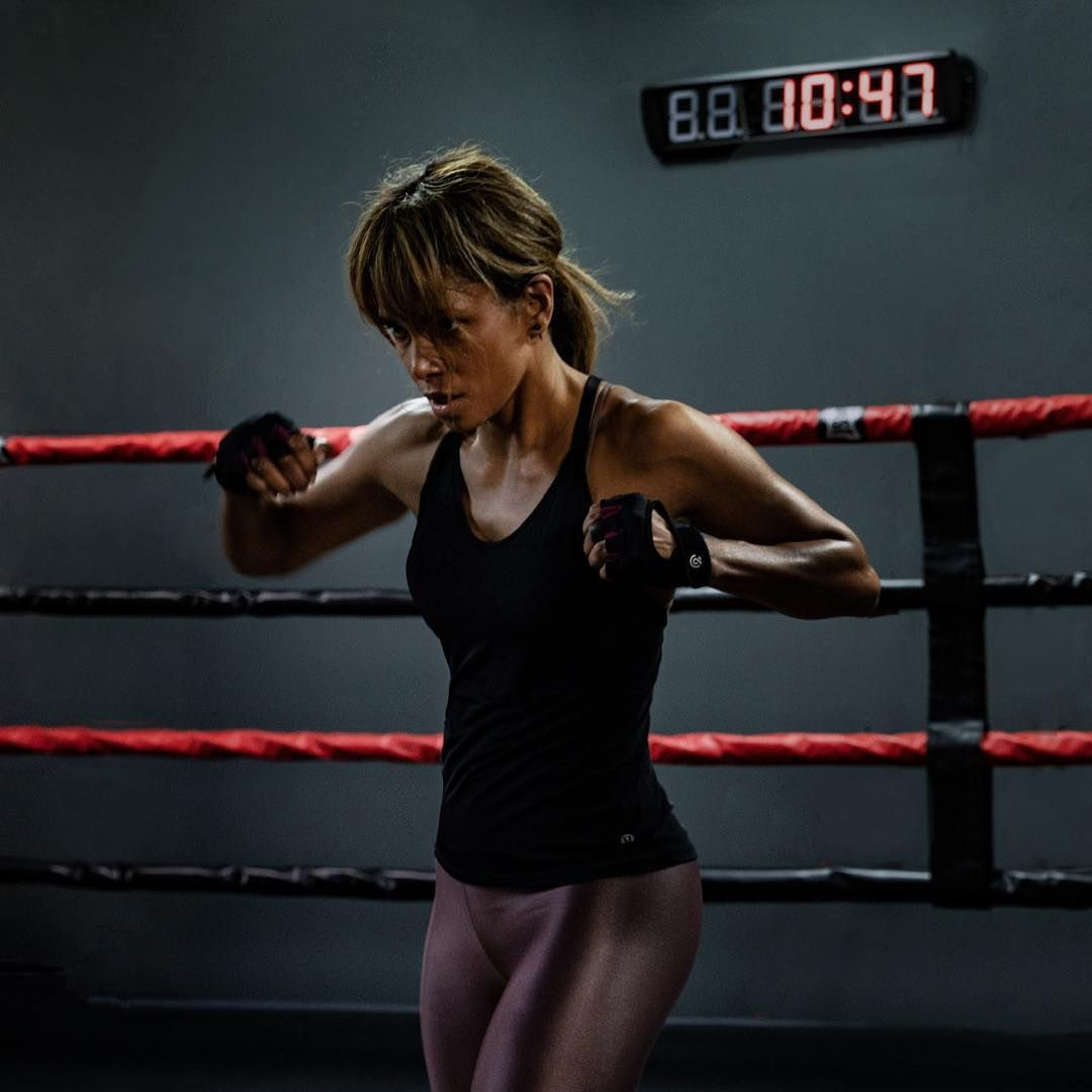 Halle Berry's Fittest Instagram Moments Will Make You Want to Hit the Gym