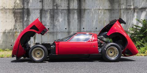The Story Of The World S Wildest Lamborghini Miura