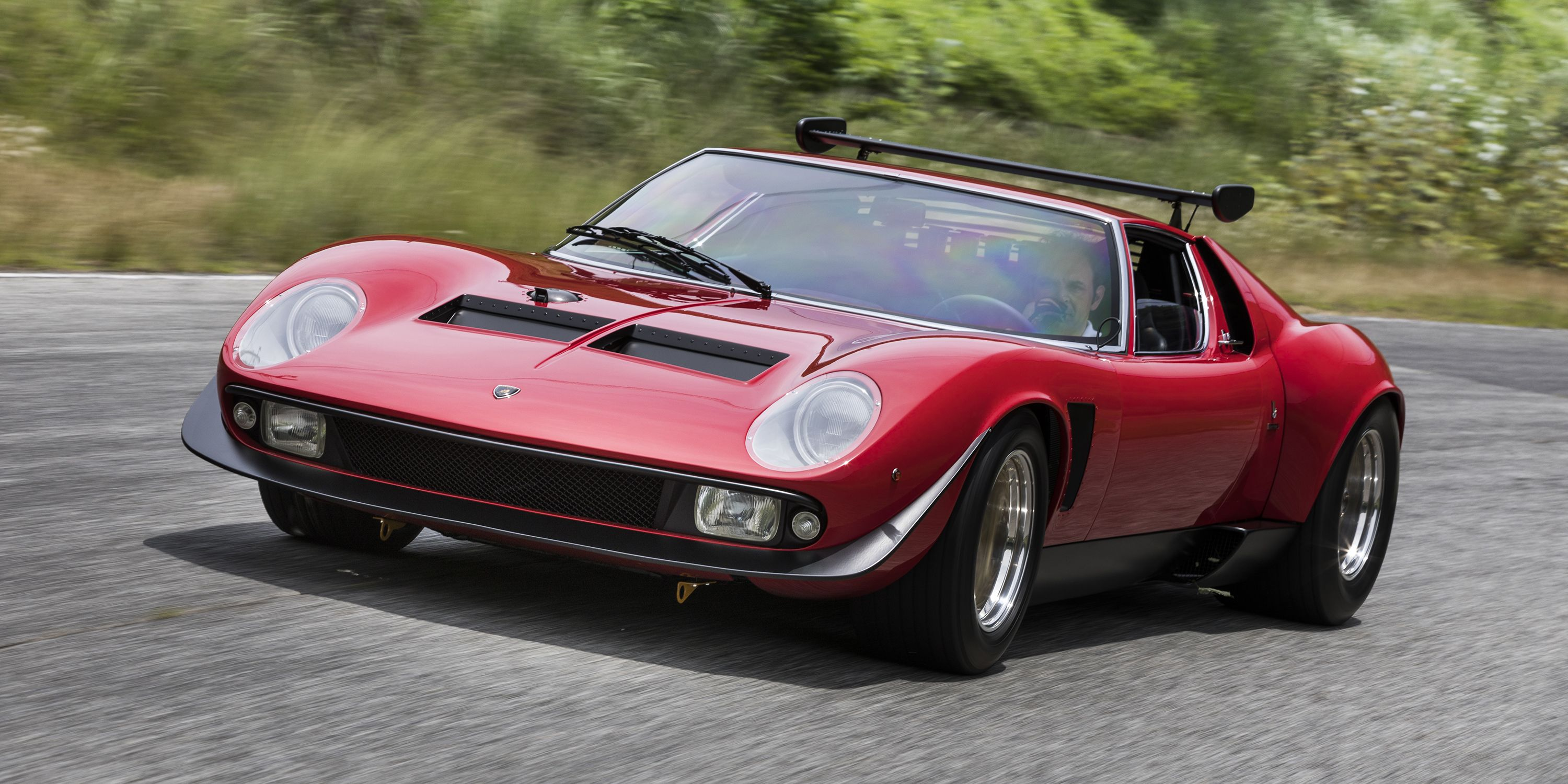 The Story of the World\u0027s Wildest Lamborghini Miura