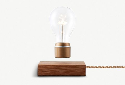 Smartech levitating light bulb