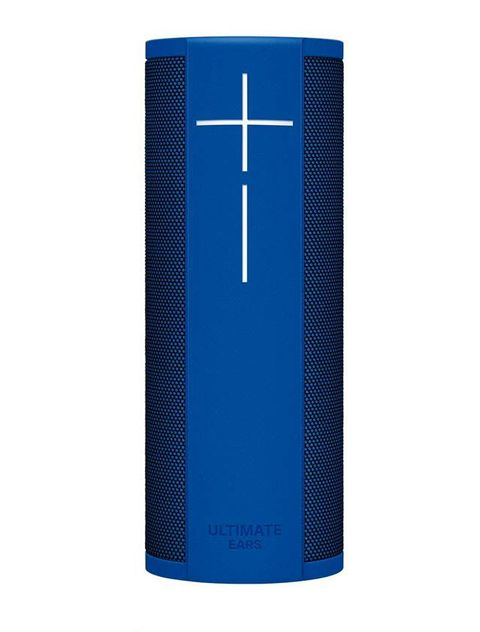 Cylinder, Electric blue, Rectangle,