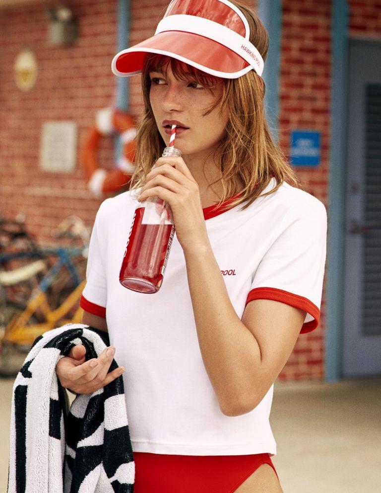 Stranger Things x H&M!配合即将开播的《怪奇物语》第三季,H&M推出联名复古时尚单品!