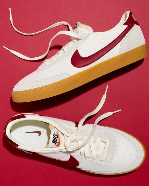 Nike and J.Crew s Killshot 2 Red Colorway Is Coming to Stores March 2 694e4514b