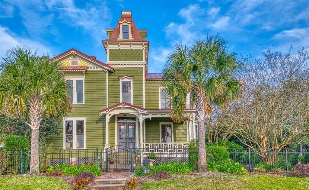The Historic Home Featured in Pippi Longstocking is Now on The Market For $750k