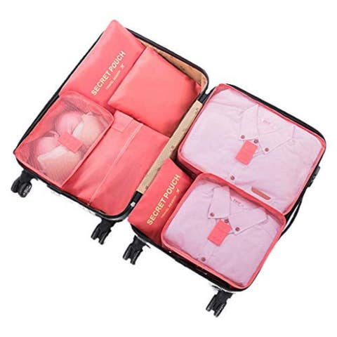 Bag, Suitcase, Hand luggage, Baggage, Luggage and bags, Magenta, Travel,