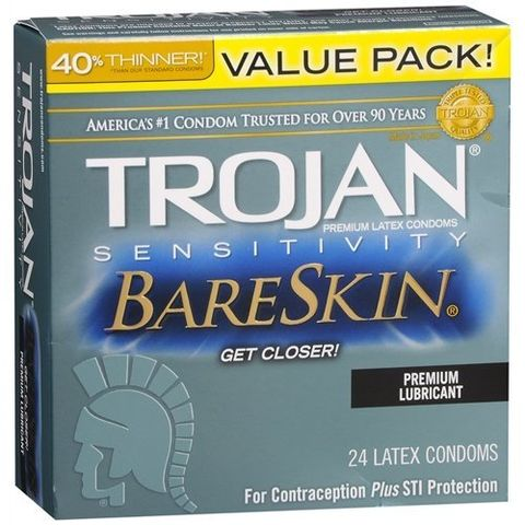 best condoms for sensitive skin