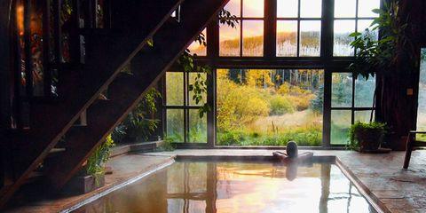 Dunton Hot Spring Cabins Dunton Colorado
