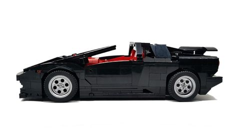 Lets Make This Lego Lamborghini Diablo Happen
