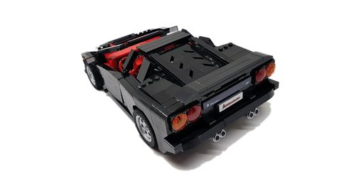 Land vehicle, Vehicle, Car, Supercar, Sports car, Model car, Lamborghini, Race car, Coupé, Lamborghini countach,