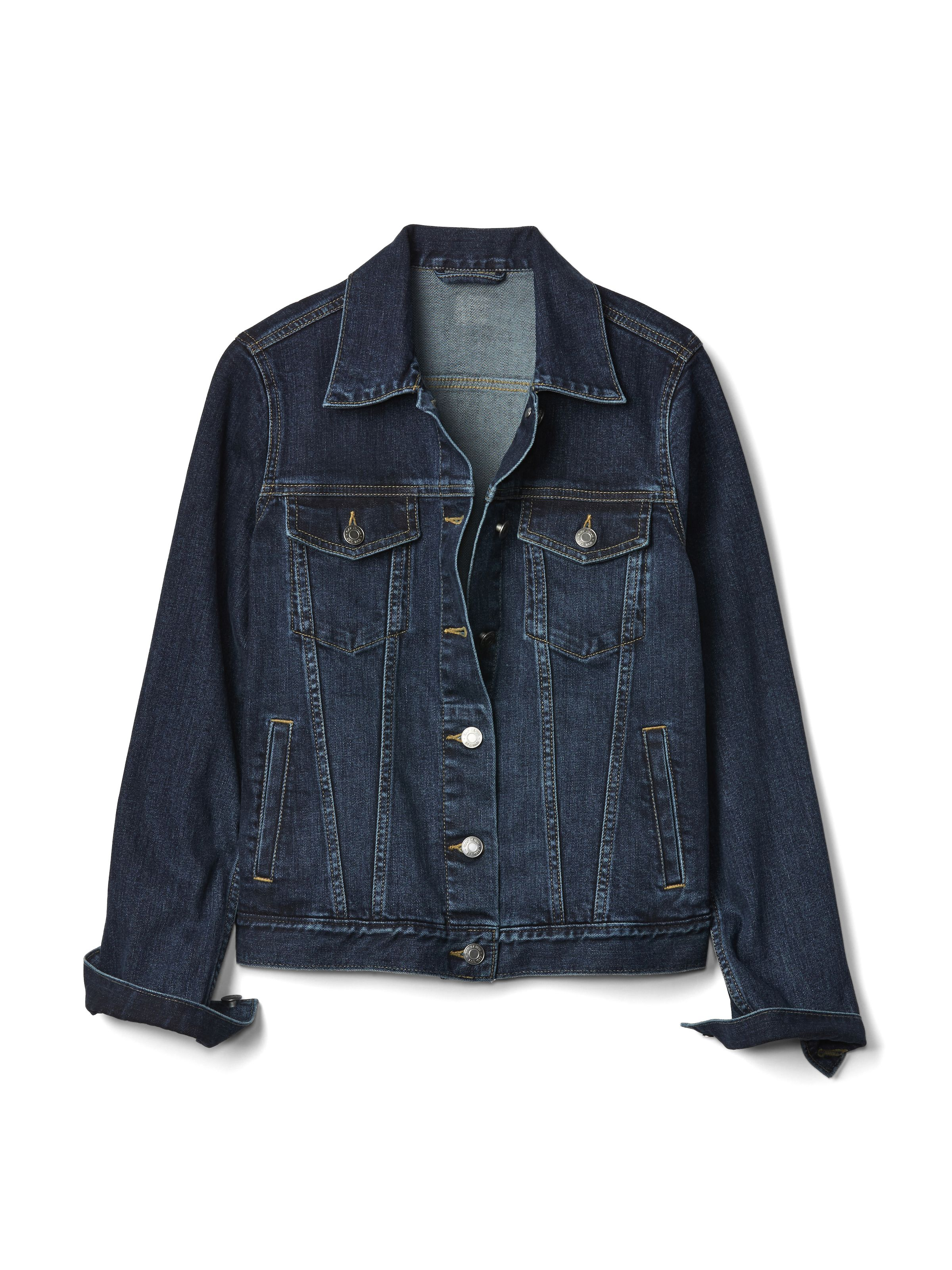 f072c378bce 18 Cute Denim Jacket Outfits for Women - Best Jean Jackets 2018