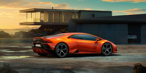 2019 Lamborghini Huracan Evo Is Just That A Careful