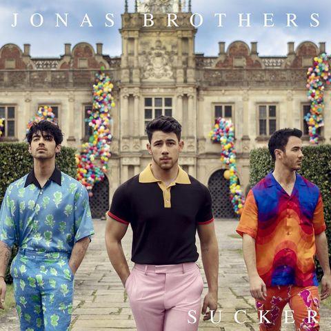 Resultado de imagem para sucker jonas brothers cover