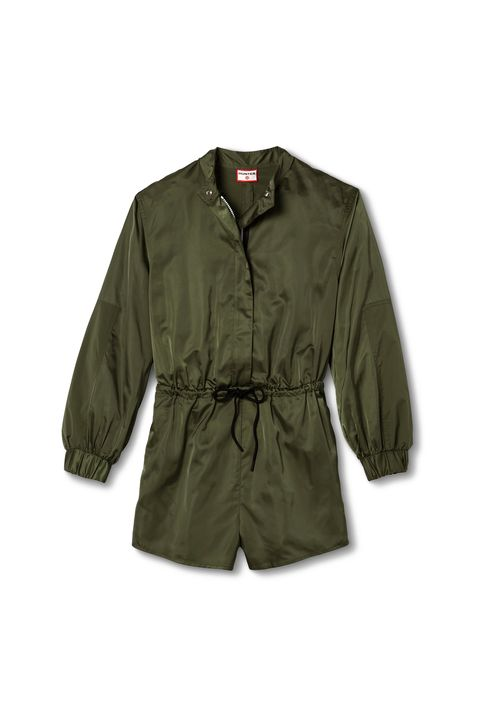 Clothing, Outerwear, Sleeve, Jacket, Khaki, Coat, Collar, Top, Trench coat,
