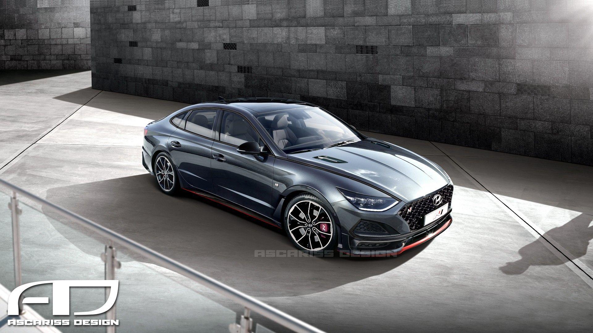 Hyundai Confirms High Performance Sonata N Line With 275 Horse